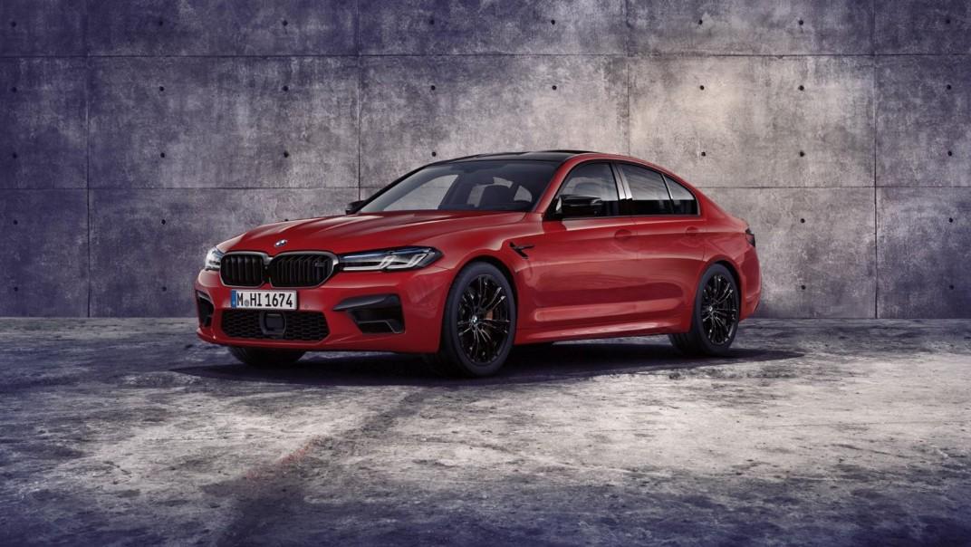 2020 BMW M5 Exterior 027