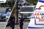 """""""Sokong Buatan Malaysia"""" katanya, tapi kenapa Toyota Alphard pula jadi 'kereta rasmi' ahli politik?"""