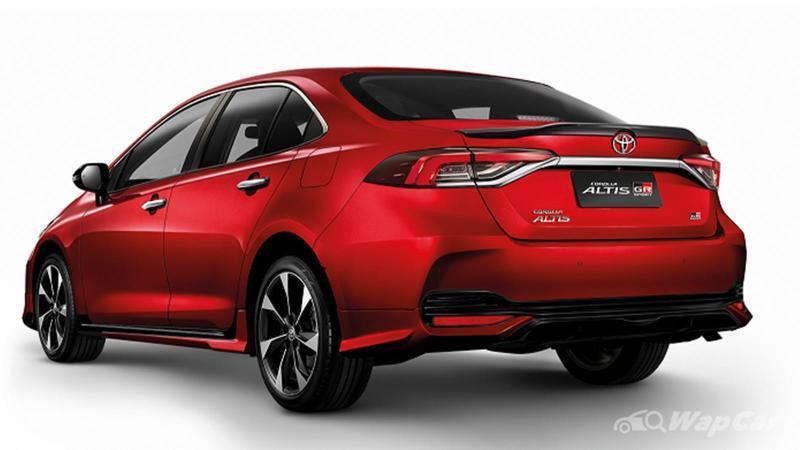 Toyota Corolla Altis GR Sport 2021 – bakal tiba di Malaysia selepas Vios GR Sport? 02