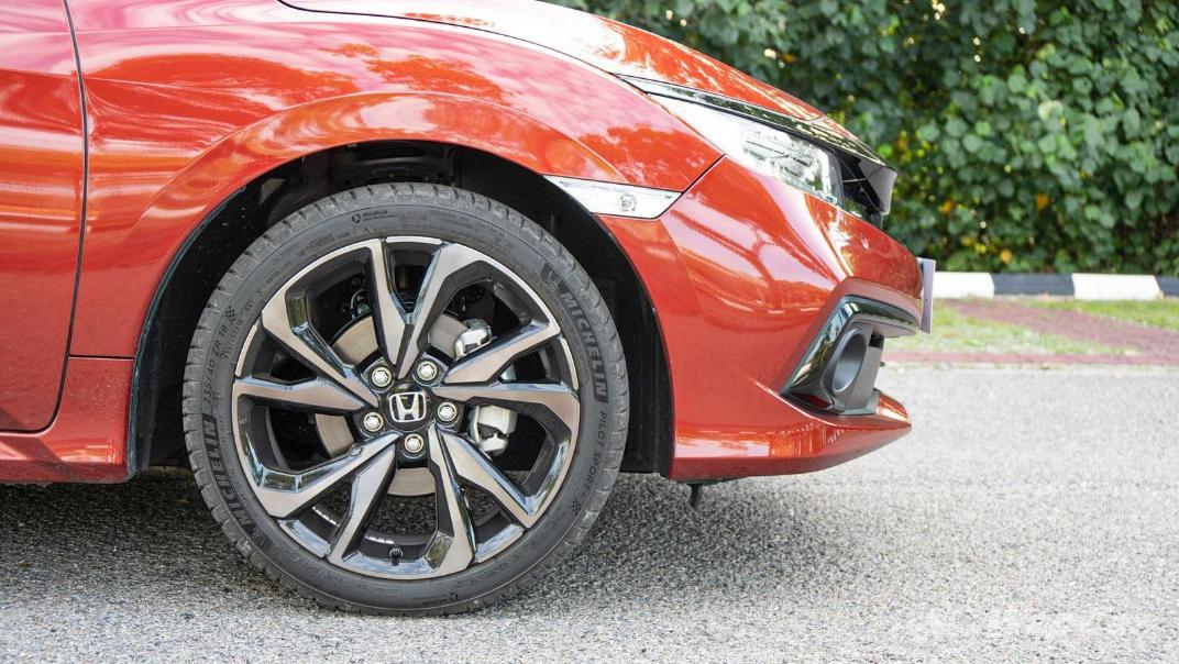 2020 Honda Civic 1.5 TC Premium Exterior 040