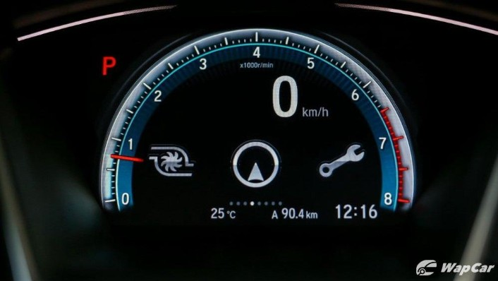 2018 Honda Civic 1.5TC Premium Interior 008