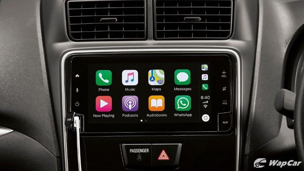 2019 Toyota Avanza 1.5S Interior 021