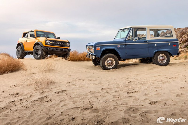 2021 Ford Bronco looks set to wrangle the competition 02