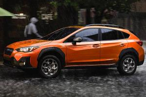 Can Subaru's symmetrical AWD save you from aquaplaning?