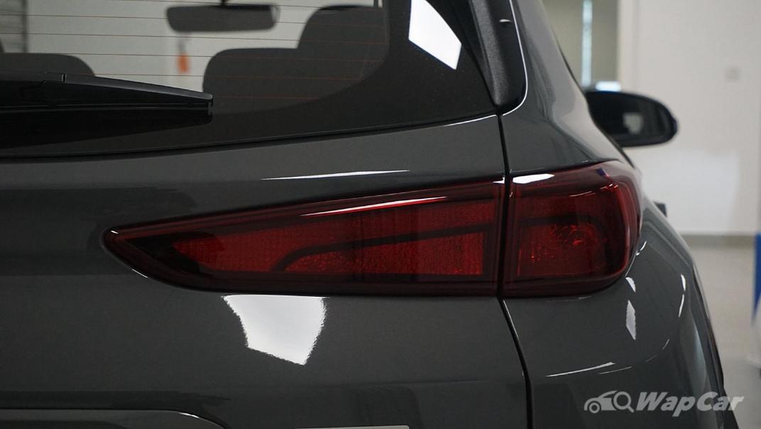 2021 Hyundai Kona 2.0 Standard Exterior 016