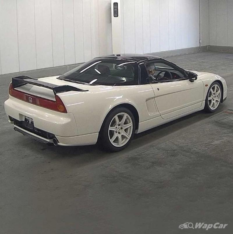 This rare Honda NSX-R can be yours if you have at least RM 1.7 million 02