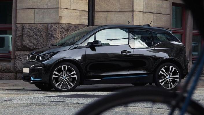 BMW i3s (2019) Exterior 005