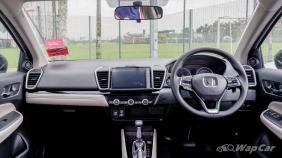 2020 Honda City 1.5L V Exterior 001
