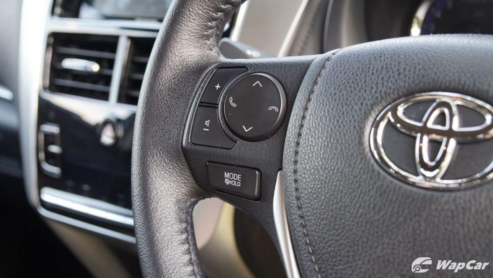 2019 Toyota Vios 1.5G Interior 070