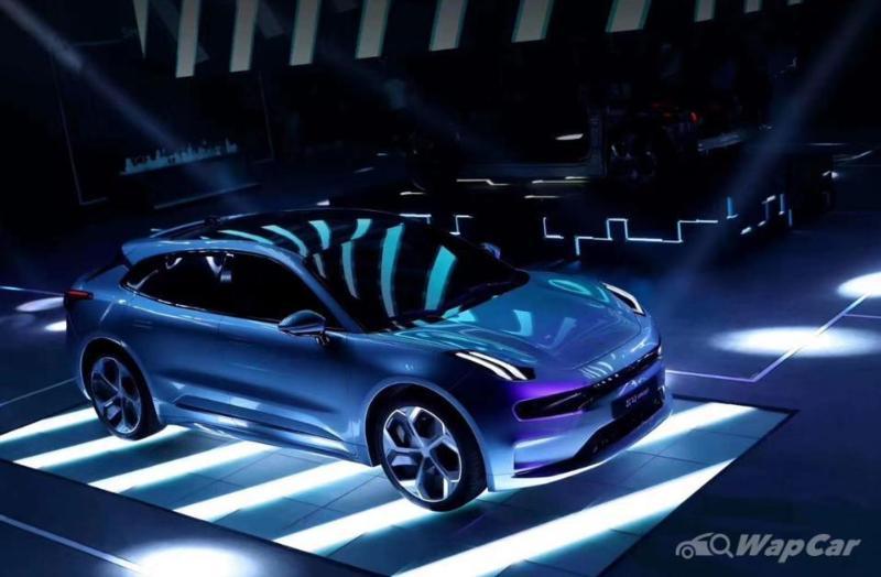 Watch out, Tesla! Lynk & Co Zero EV zeroes in for production in 2021 02