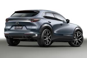 RWD 2023 Mazda CX-5 might not be true, could be replaced by CX-50