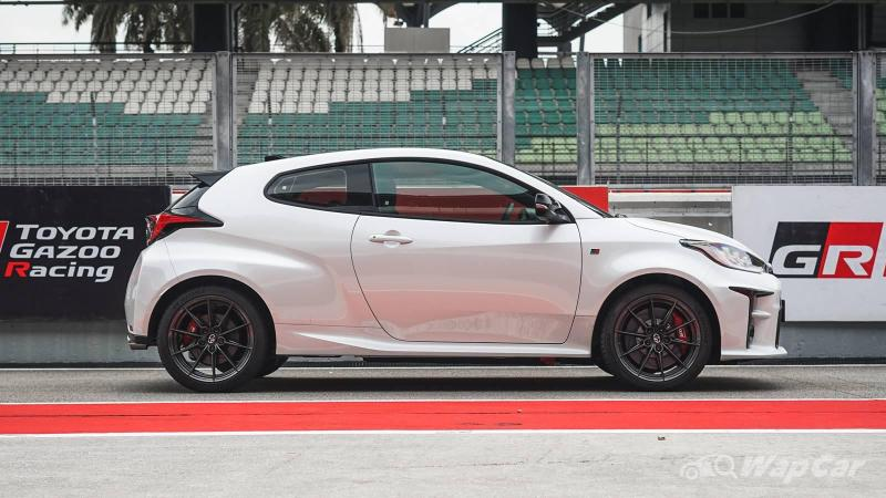 Cheaper than Civic Type R! 2020 Toyota GR Yaris launched in Malaysia, priced from RM 299k 02