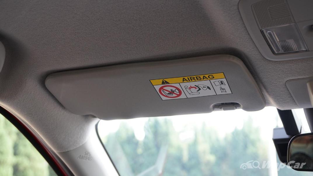 2021 Perodua Ativa 1.0L Turbo AV Special Metallic Interior 075