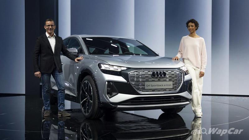 Audi Q4 e-tron debuts: Cheapest Audi EV from RM 207k 02