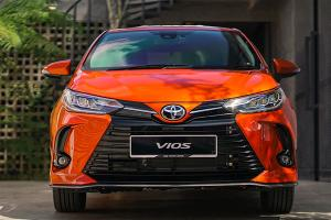 Priced from RM 74k, the 2021 Toyota Vios facelift is only RM430 more than the City!