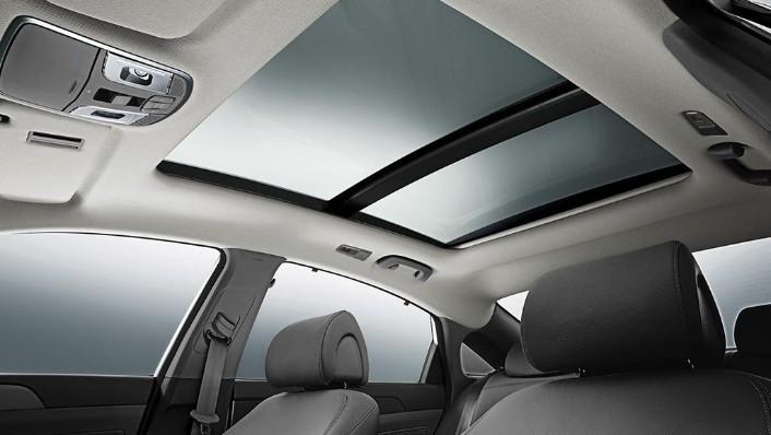 Hyundai Sonata (2017) Interior 009