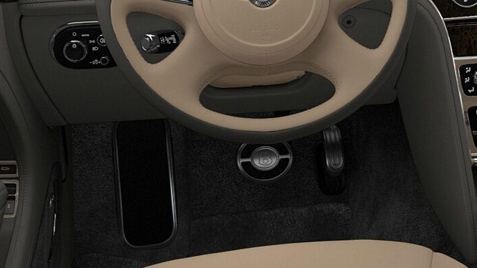 Bentley Mulsanne (2017) Interior 003