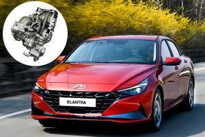Malaysia-spec 2021 Hyundai Elantra to get 1.6L 123 PS engine and CVT, first for Korea