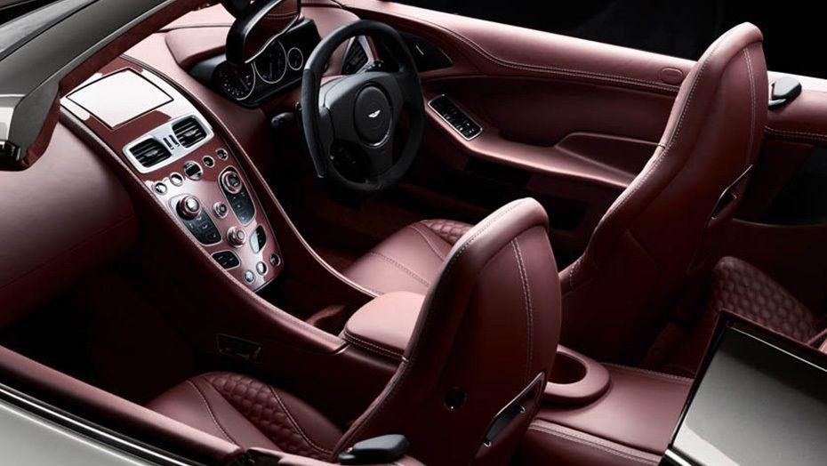 Aston Martin Vanquish (2018) Interior 003