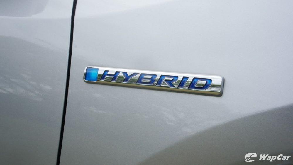 2019 Honda HR-V 1.5 Hybrid Exterior 067
