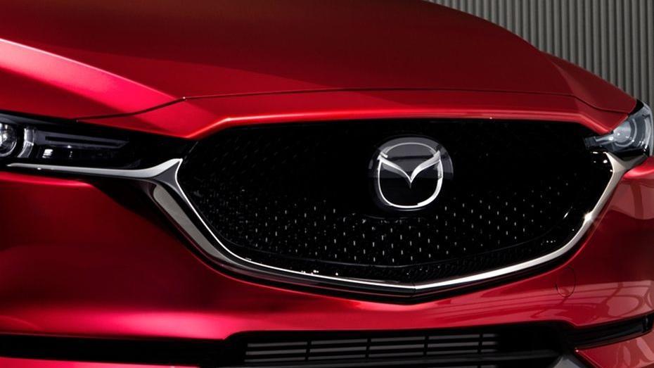 Mazda CX-5 (2018) Exterior 007