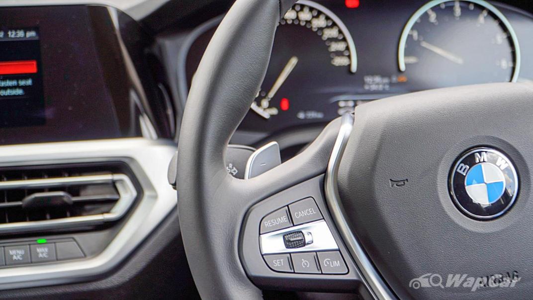 2020 BMW 3 Series 320i Sport Interior 010