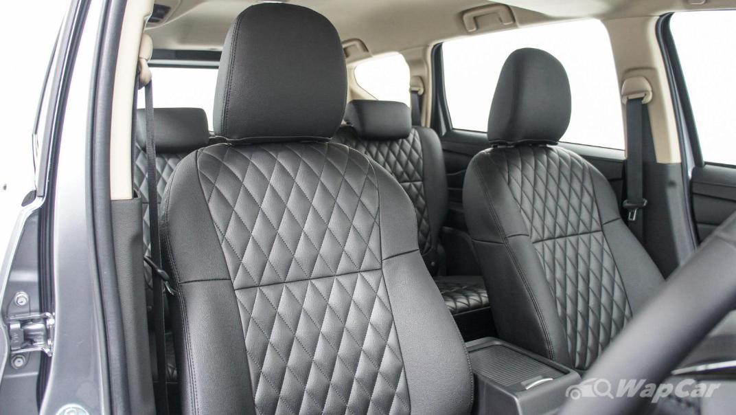 2020 Mitsubishi Xpander 1.5 L Interior 033