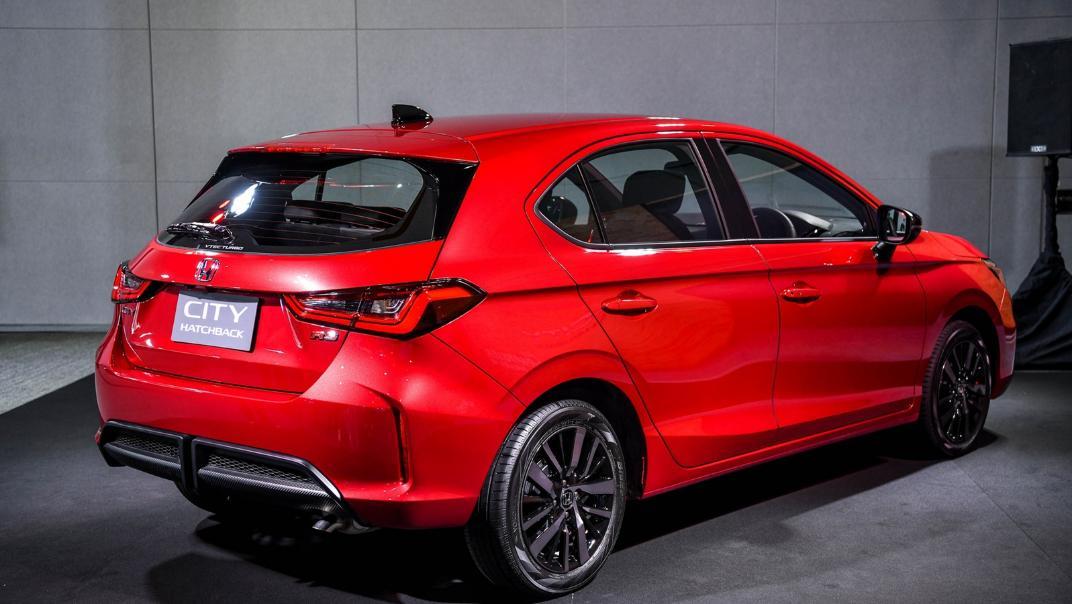 2021 Honda City Hatchback International Version Exterior 044