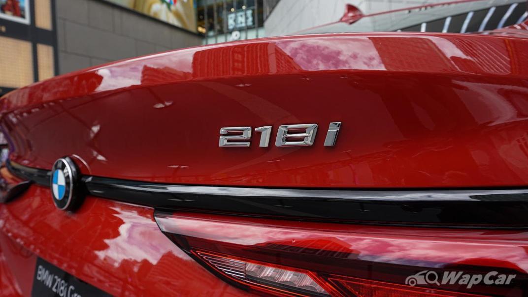 2020 BMW 2 Series 218i Gran Coupe Exterior 058