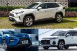 2020 Toyota RAV4: Multiple faces but essentially the same