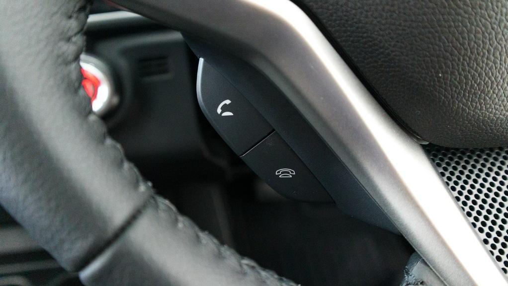 2018 Honda City 1.5 V Interior 009