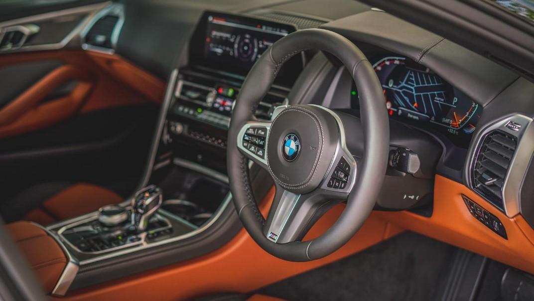 2020 BMW 8 Series 840i Gran Coupé M Sport Interior 002