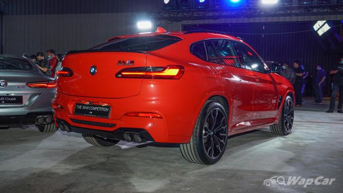 2020  BMW X4 M Competition Exterior 003