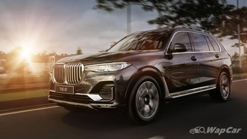 Indonesia launches cheaper 2021 BMW X7 CKD, Malaysia to follow 02