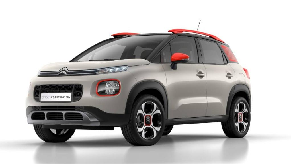 Citroën New C3 AIRCROSS (2019) Others 002