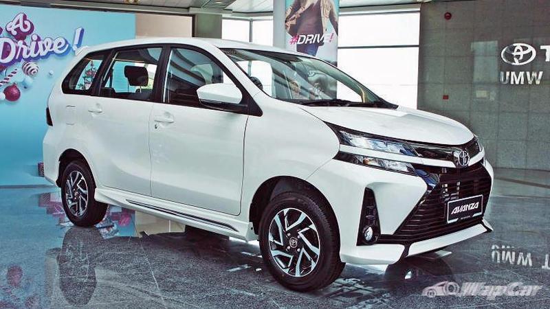SAH! Toyota Avanza 2022 serba baru lebih selamat daripada BR-V & Xpander - 6 beg udara, AEB 02