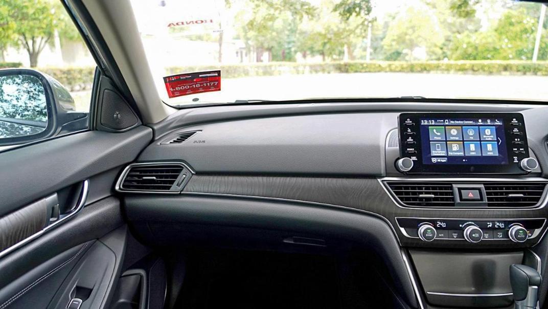 2020 Honda Accord 1.5TC Premium Interior 005