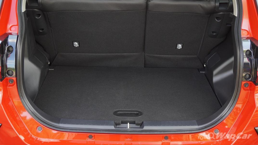 2021 Perodua Ativa 1.0L Turbo AV Special Metallic Interior 086
