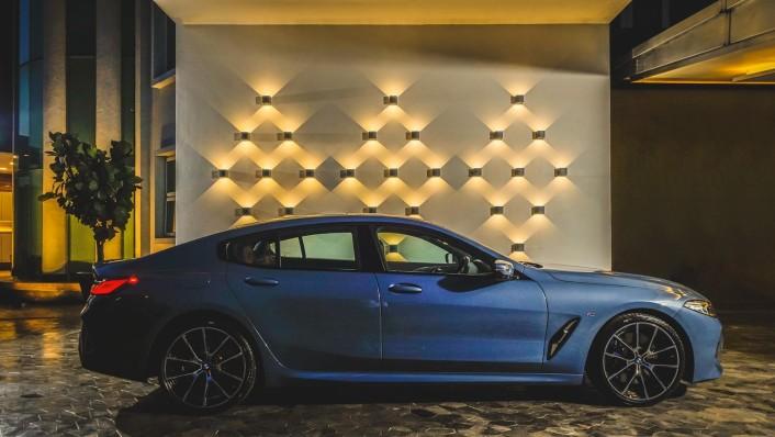 2020 BMW 8 Series 840i Gran Coupé M Sport Exterior 003