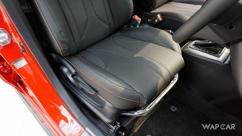 Perodua Myvi (2018) Interior 027