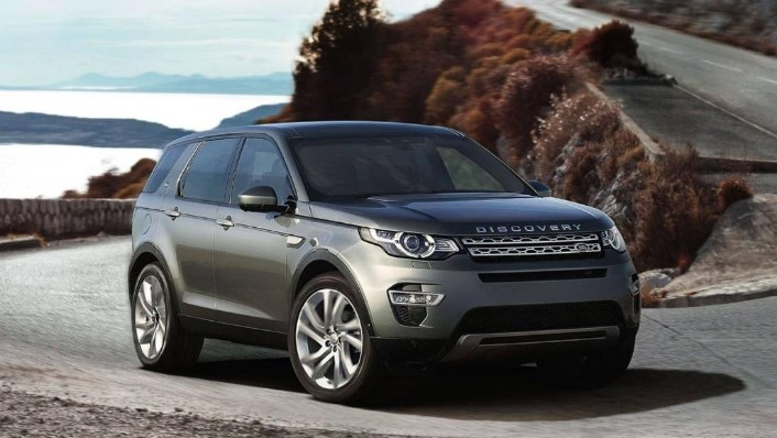 Land Rover Discovery Sport (2017) Exterior 006