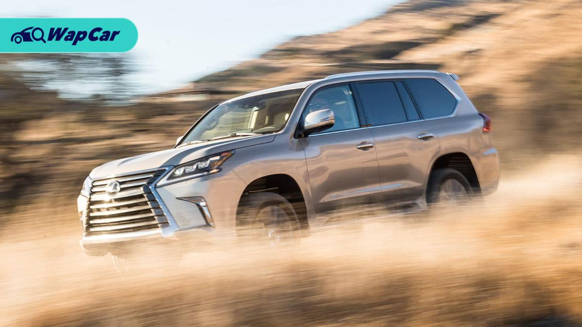 2020 Lexus LX 570 open for booking in Malaysia, starts from RM 1.2 million 01