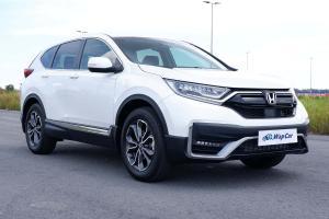 Honda CR-V - Not for boyracers, but start your SUV shopping here