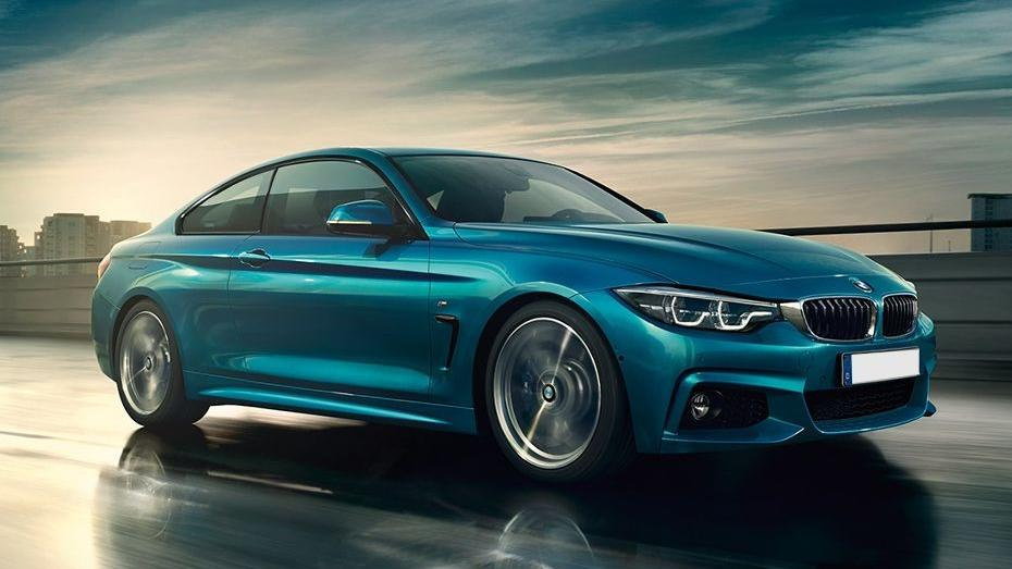 BMW 4 Series Coupe (2019) Exterior 003
