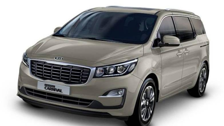 Kia Grand Carnival (2018) Others 005