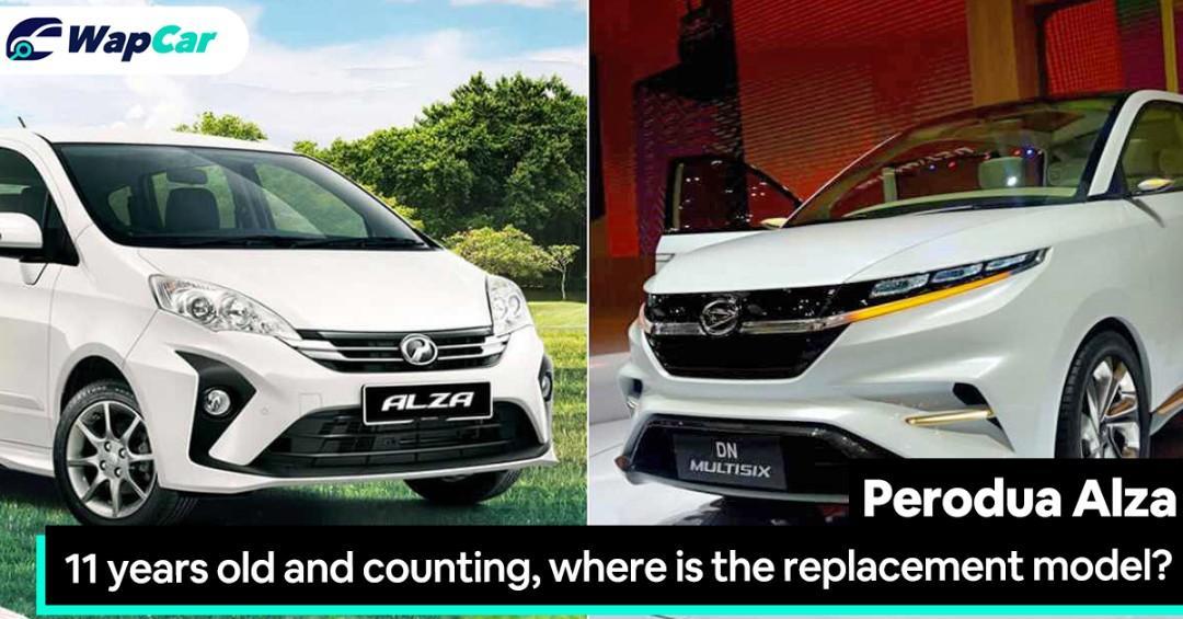 Why Perodua isn't replacing the Alza yet 01