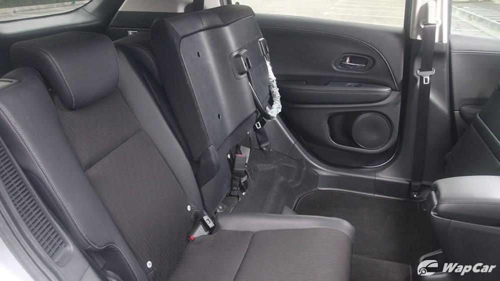 2019 Honda HR-V 1.5 Hybrid Interior 080