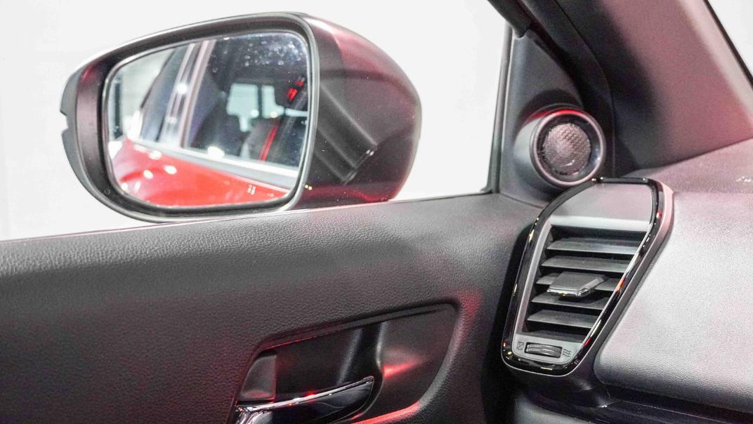 2021 Honda City Hatchback International Version Interior 027