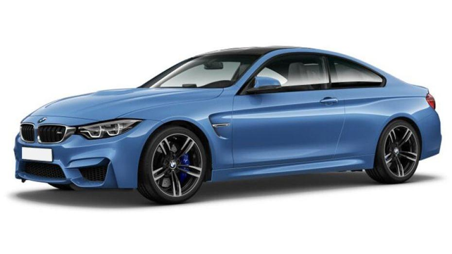BMW M4 Coupe (2019) Others 002