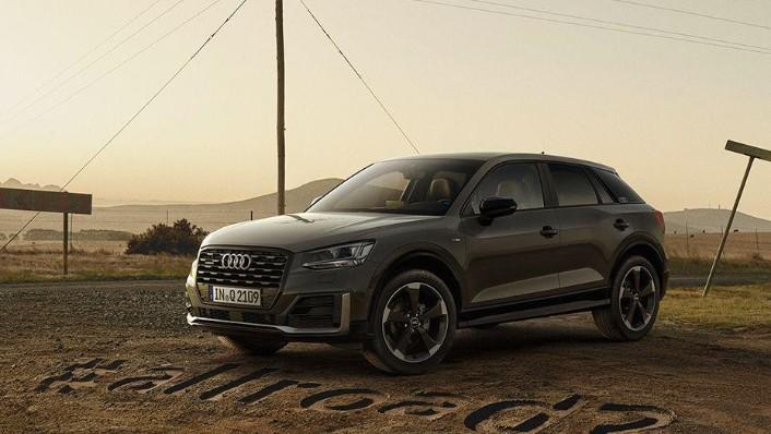 Audi Q2 (2019) Exterior 001
